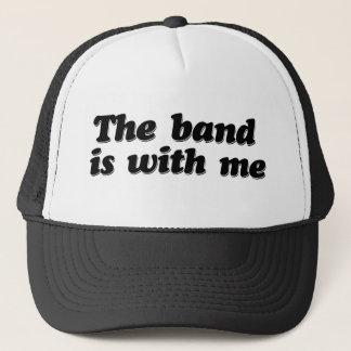 バンドは私とあります キャップ