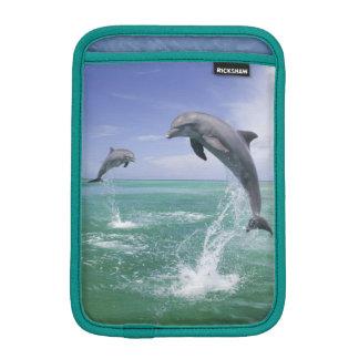 バンドウイルカのハンドウイルカ属のtruncatus) 4 iPad miniスリーブ