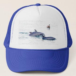 バンドウイルカの帽子 キャップ