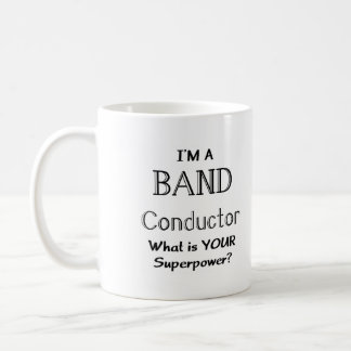 バンドコンダクター コーヒーマグカップ