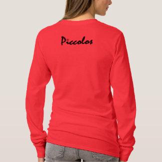 バンド石-ピッコロのドイツ体 Tシャツ