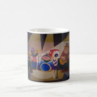 バンド コーヒーマグカップ