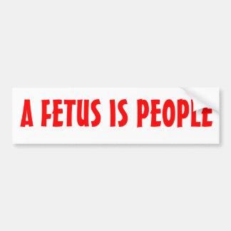 バンパーステッカー、妊娠中絶反対点の生命神聖 バンパーステッカー