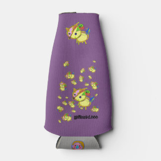 バンビネッシーの缶クーラー ボトルクーラー
