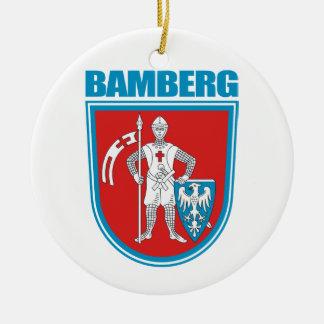 バンベルク セラミックオーナメント