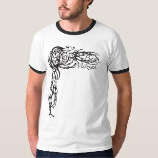 バーの(ユダヤ教の)バル・ミツバーのライオン Tシャツ