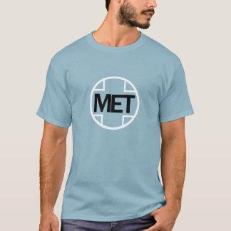 バーのTシャツの後ろで会われる Tシャツ
