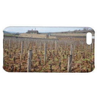 バーガンディフランスのmeursaultのcôte-d'orのブドウ園 iPhone5Cケース