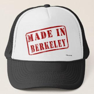 バークレーで作られる キャップ