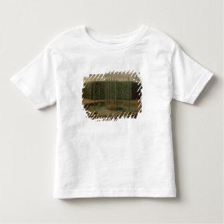 バーセイルズのバッカスの噴水 トドラーTシャツ