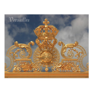 バーセイルズの宮殿 ポストカード
