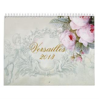バーセイルズ カレンダー