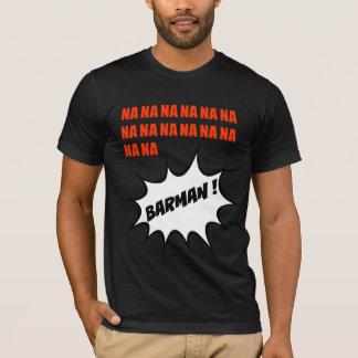 バーテンダー! Tシャツ