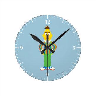 バートの地位 ラウンド壁時計