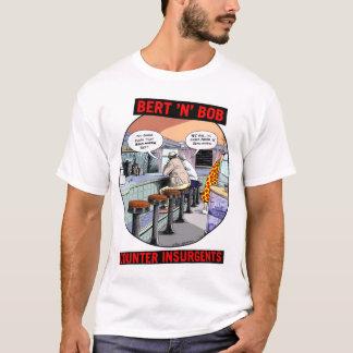 バート「N」ボブのTシャツ Tシャツ