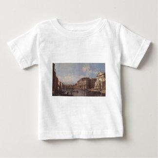 バーナード著サンStaeの大運河の眺め ベビーTシャツ
