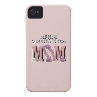 バーニーズ・マウンテン・ドッグのお母さん Case-Mate iPhone 4 ケース