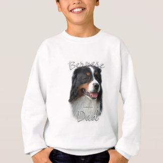 バーニーズ・マウンテン・ドッグのパパ2 スウェットシャツ