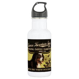 バーニーズ・マウンテン・ドッグのブランド-オーガニックなコーヒーCompan ウォーターボトル