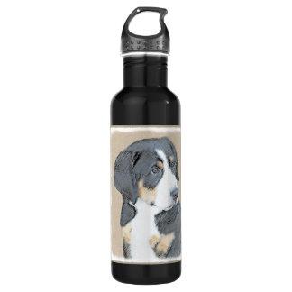 バーニーズ・マウンテン・ドッグの子犬 ウォーターボトル
