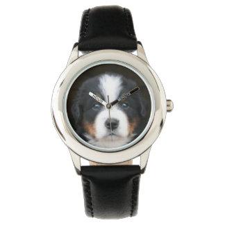バーニーズ・マウンテン・ドッグ 腕時計