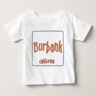 バーバンクカリフォルニアBlueBox ベビーTシャツ