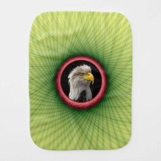 バープクロスの黄色および緑の織り方フレーム バープクロス