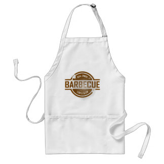 バーベキューの調理師 スタンダードエプロン