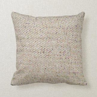 バーラップの一見の枕 クッション