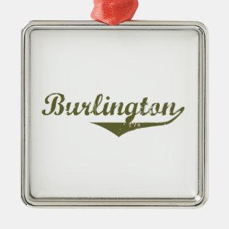バーリントン メタルオーナメント