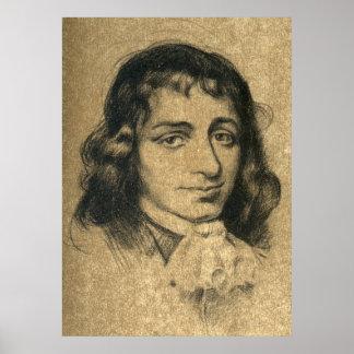 バールーフ・デ・スピノザ ポスター