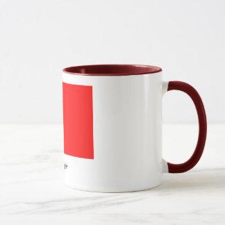 バーレーンのマグ マグカップ