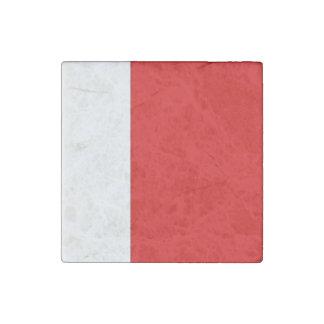 バーレーンの旗 ストーンマグネット