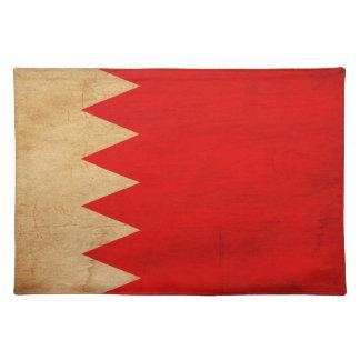 バーレーンの旗 ランチョンマット