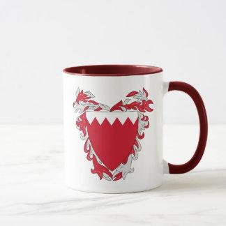 バーレーンの紋章 マグカップ