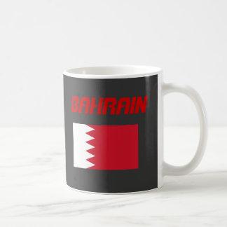 バーレーンBH*の国番号のマグ コーヒーマグカップ