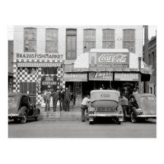 バー及びRestaurant 1939年 ポストカード