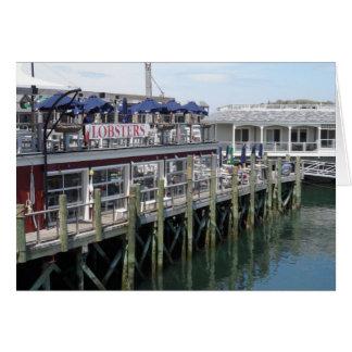 バー港、メイン カード