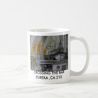 バーEUREKAを交差させるfの通り023カリフォルニア210 コーヒーマグカップ