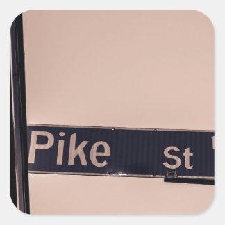 パイクのコーナー スクエアシール
