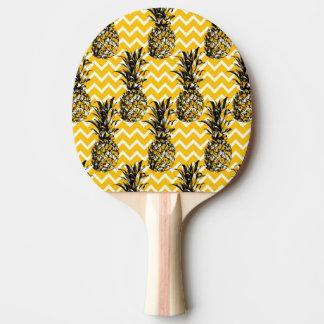パイナップルジグザグ形 卓球ラケット
