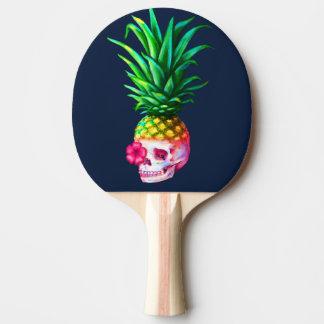 パイナップルスカルの卓球ラケット 卓球ラケット