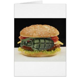 パイナップルハンバーガー カード