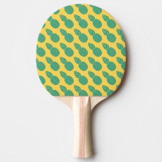 パイナップルパターン 卓球ラケット