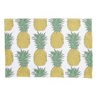 パイナップルパターン 枕カバー