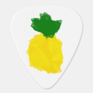 パイナップルペンキのギターピック ギターピック