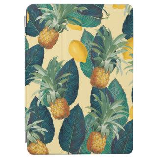 パイナップルレモン黄色 iPad AIR カバー