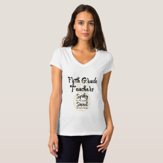 パイナップル第5第5等級の先生 Tシャツ