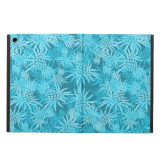 パイナップル迷彩柄のハワイアンのPowisのiCaseのiPadの空気箱 iPad Airケース