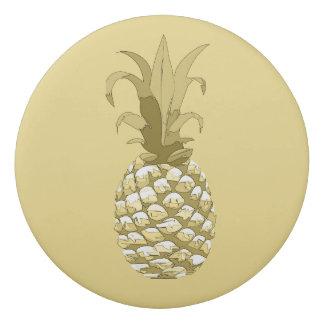 パイナップル金ゴールドID239 消しゴム